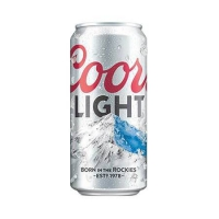 Coors Light (355ml)