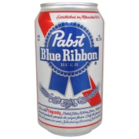 Pabst Blue Ribbon (355ml)