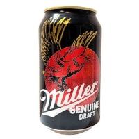 Miller Genuine Draft (355ml)
